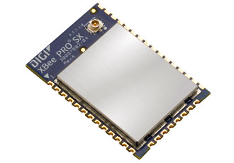 Radio module for EMEA delivers long range connectivity