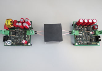 Combining wireless power and data transmission together