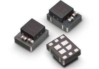 Step down converter provides electromagnetic compatibility