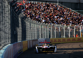 Technology partner electrifies the Berlin ePrix