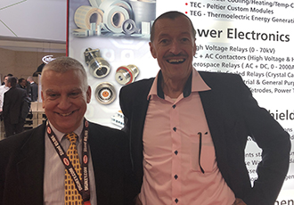 Intelliconnect distributor for Germany introduced at electronica