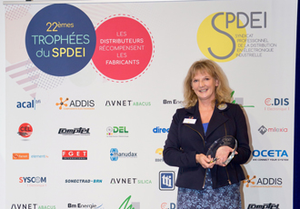 ZF Switches & Sensors receive award for support to distribution