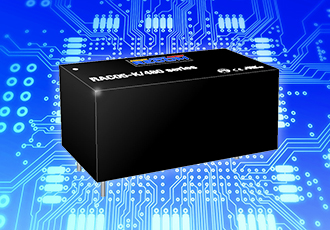 Five Watt AC/DC modules for wide mains voltages