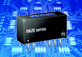 Low cost DC/DC converters offer high isolation
