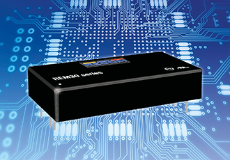 Medical DC/DC converters provide two MOPP
