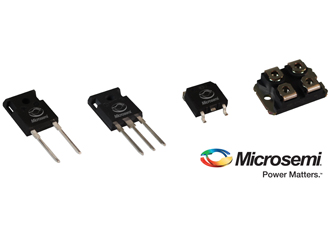 SiC MOSFET and schottky barrier diode portfolio expanded