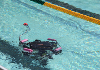 Engineers of the future go head to head in ROV competition