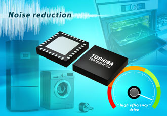 Three-phase brushless motor controller enables easy switching