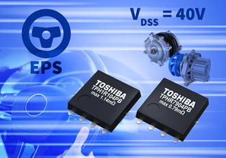 Automotive power MOSFETs housed in low resistance package