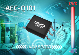 Analogue output IC photocoupler for automotive applications