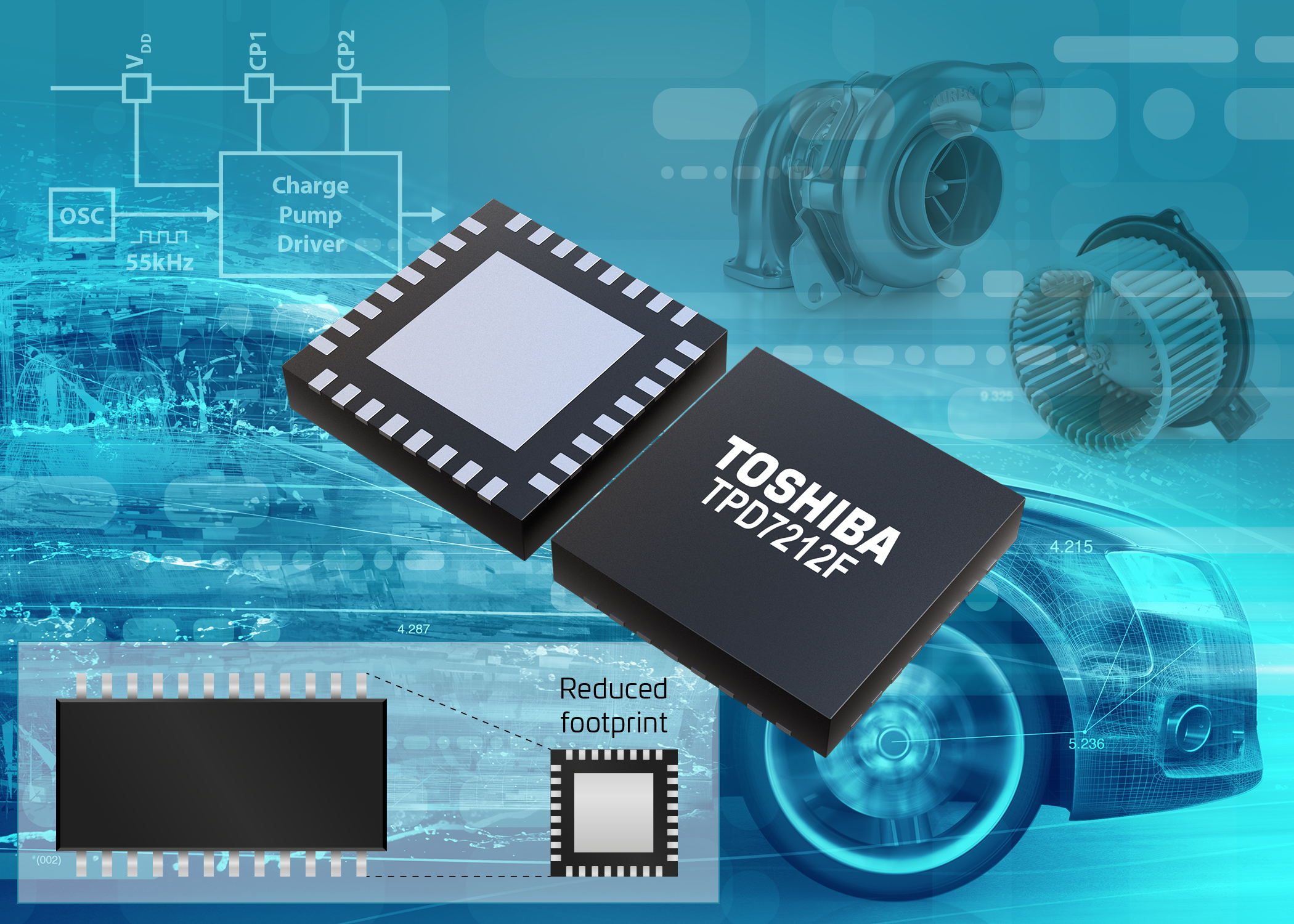 Compact Power Mosfet Gate Driver Intelligent Device How To Protect Devices