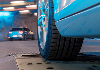 Easy digital tyre checks for millions of drivers