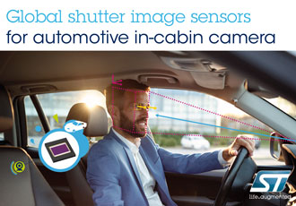 Image sensors enhance driver and passenger safety