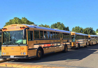 Californian school buses make the switch to renewable diesel