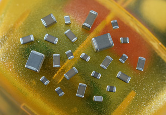 Range of capacitors designed for high voltage EV applications