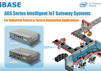 IoT gateway system designed for industrial control applications