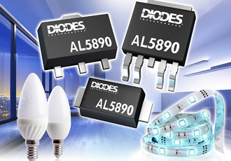 Linear regulators deliver constant LED current in compact packages