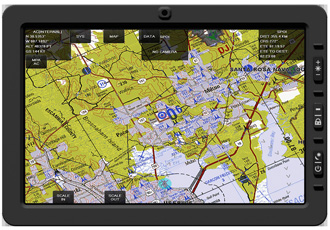 Aviation tablet brings simulation awareness capabilities into cockpits