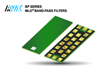 MLO band-pass filters for RF/microwave applications