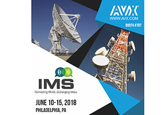 Microwave & RF solutions to be showcased at IMS 2018