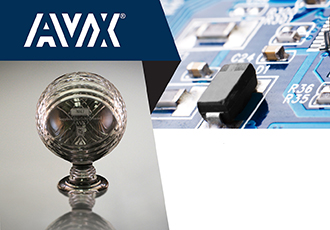 AVX honoured with TTI Supplier Excellence Award in the EMEA region