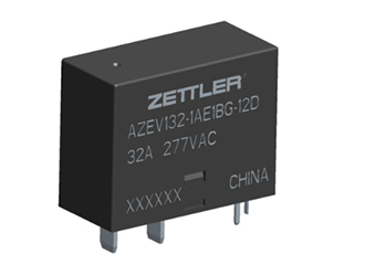 Relays for multiple applications set to showcase at electronica