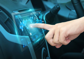 Virtualised GPU core to meet automotive needs for infotainment