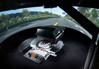 Simulator shows how humans interact with autonomous cars