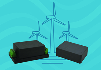 Line of DC/DC converters for renewable energy applications