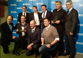 National Instruments technical innovation award goes to ADAS iiT