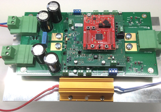 Thermal protection reference design of IGBT modules