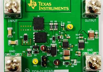 Automotive battery input protection reference design