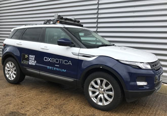 Gatwick trials autonomous vehicles to shuttle staff across airfield