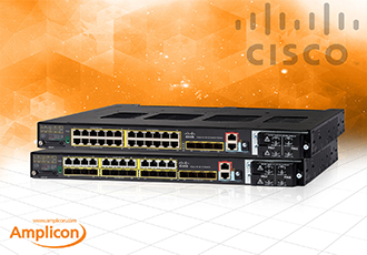 Cisco switches increase industrial network resilience