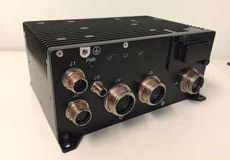 New platform features small form factor for ISR defence designs