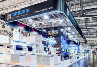 Focus on IoT, security and sensing at embedded world 2018