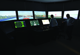 Maritime Simulator Receives Full Mission DNV Certification