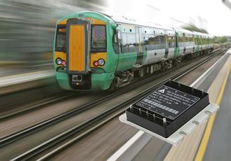 Wide input range DC/DC modules designed for rail applications