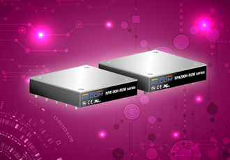 Input DC/DC converter designed for high voltage systems