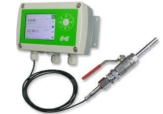 Humidity transmitters include Ethernet interface