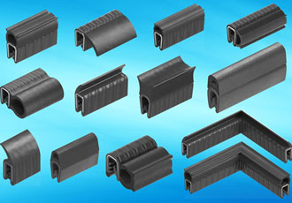 Gasket profiles design especially for enclosures and vehicles