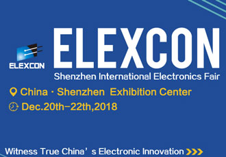 ELEXCON 2018 spotlights smart electronics of the future