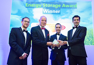 Solar power trial shines in renewable energy awards