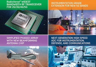 Enabling the infrastructure of 5G at European Microwave Week