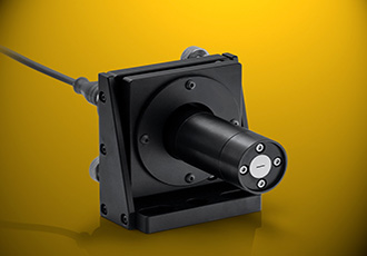 Laser module offers precise positioning over long distances