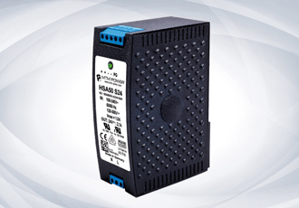 DIN-rail power supplies for harsh industrial environments