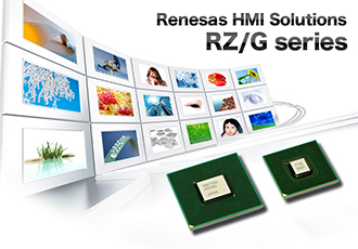 Microprocessor plays key role in HMI applications