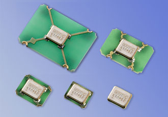 Oscillators provide high stability with low current consumption