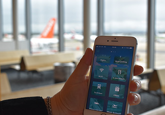 Gatwick's passenger app wins two awards