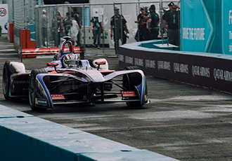 Design considerations for next-gen of Formula E